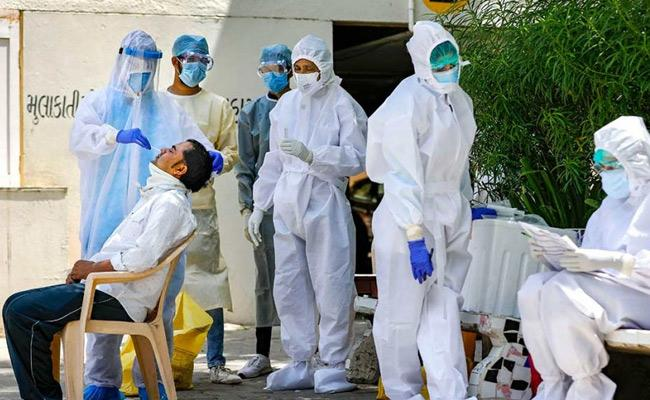 36652 New Coronavirus Cases Recorded In India In 24 Hours - Sakshi