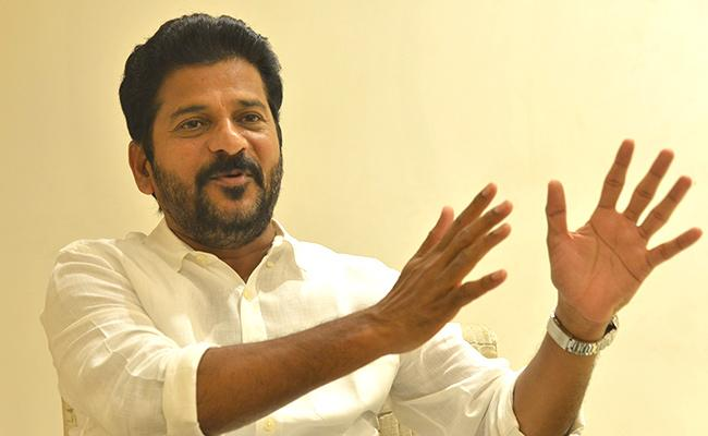 MP Revanth Reddy May Get TPCC Chief Post - Sakshi
