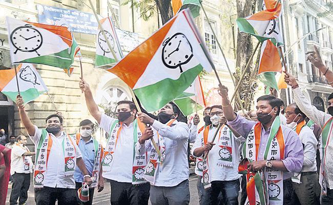 BJP loses key Nagpur MLC seat to Congress - Sakshi