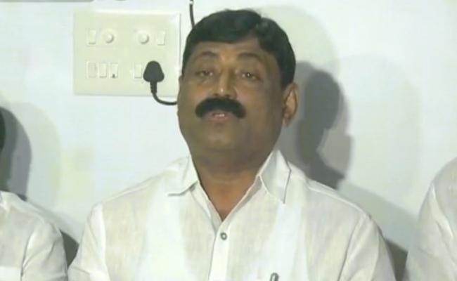 YSRCP MLA Ravindranath Reddy Comments On Chandrababu - Sakshi