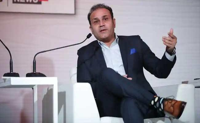 Sehwag Says Australians Shouldnt Complain Of Chahal Substitution - Sakshi