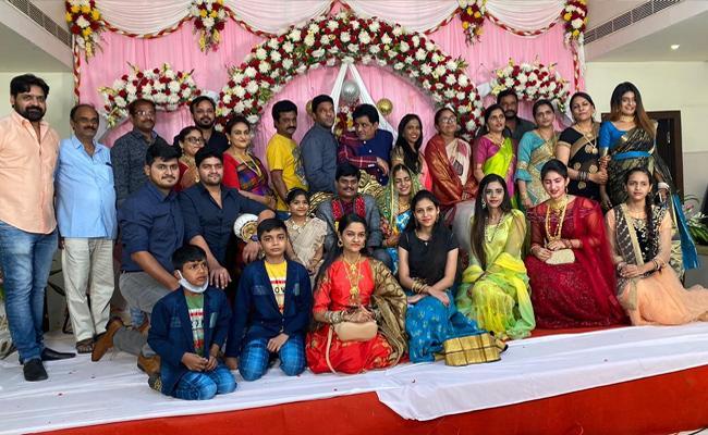 Comedian Ali Niece Salman To Marry Ahmed Ali In Rajahmundry - Sakshi