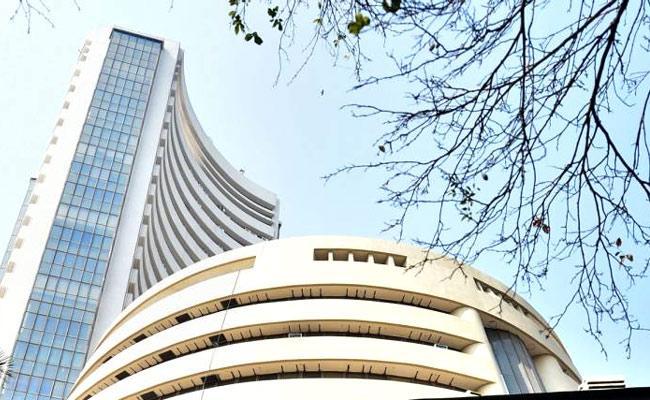 Market up- Sensex near 48000 mark - Sakshi