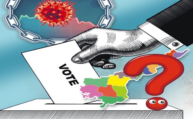 All Are Shocked Over SEC Nimmagadda Ramesh About Panchayat Election - Sakshi