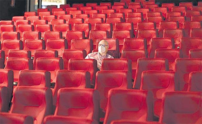 Film Festival Invites Fans To Watch Movies Alone On A Swedish Island - Sakshi