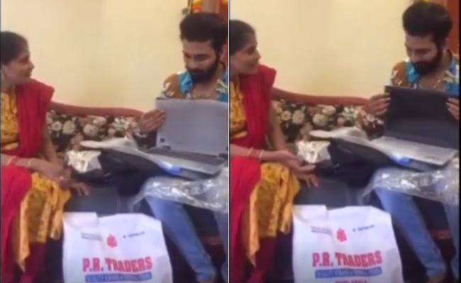 Bigg Boss 4 Telugu: Fan Gifted Laptop To Akhil - Sakshi
