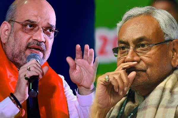 Conspiracy On Nitish Kumar In NDA jitaram manjhi Comments - Sakshi