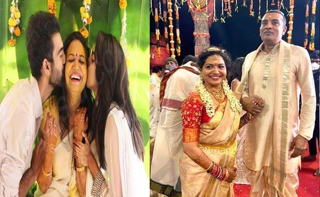 Kathi Mahesh Comments Over Singer Sunitha Marriage - Sakshi