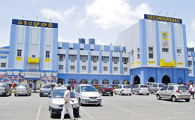 Awards for South Central Railway in energy saving - Sakshi