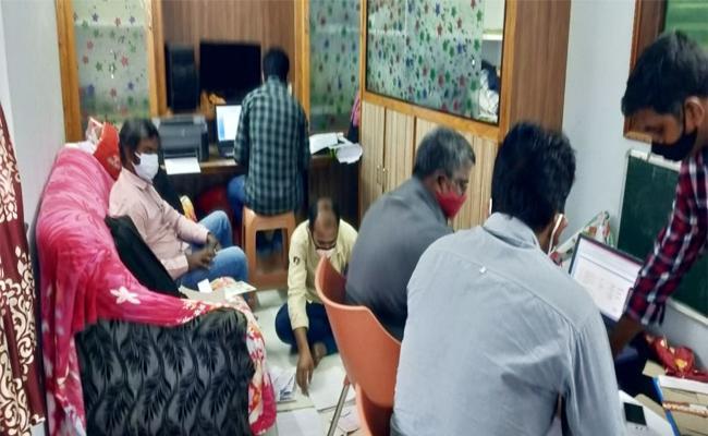 Irrigation Officer Caught In ACB Raids In East Godavari - Sakshi