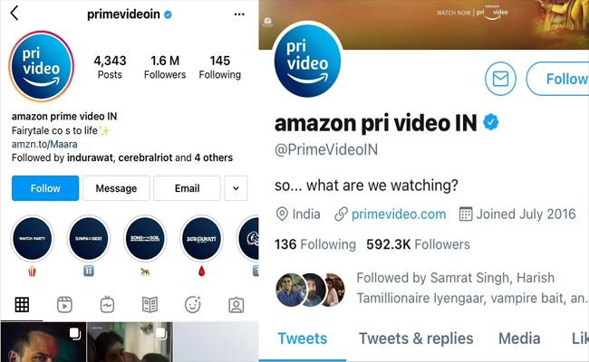 Where Did ME From The Amazon Prime Video Logo Vanish - Sakshi