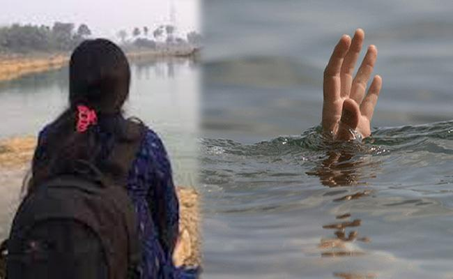 Vikarabad: Young Boy Drowned in Front of His Mother - Sakshi