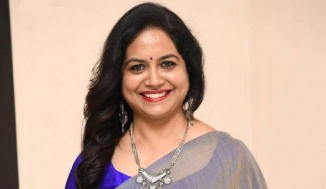 Singer Sunitha Says I Know Ram For Several Years - Sakshi