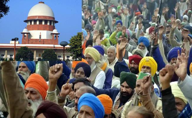 Editorial On Farm Laws In Supreme Court Verdict - Sakshi