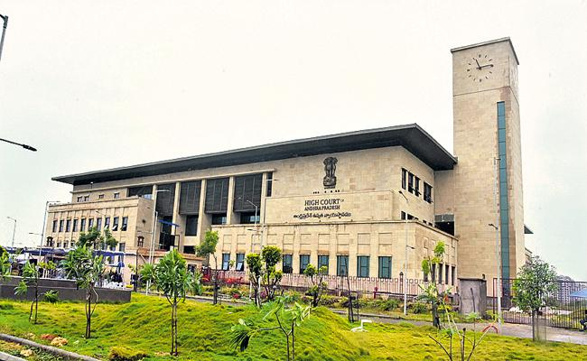 AP High Court says there was no need for an urgent hearing on appeal filed by Election Commission - Sakshi