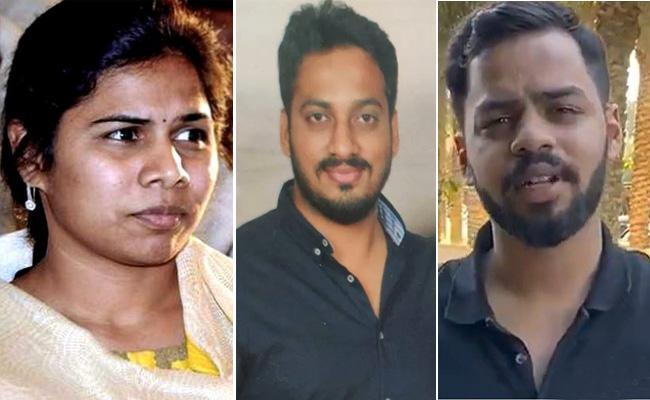 Bowenpally Kidnap Case Jagat Vikhyat Reddy May Include As Accused - Sakshi