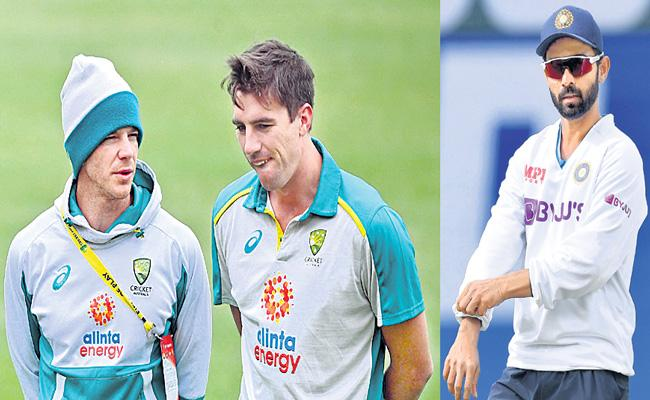 Last Test between India and Australia starts tomorrow - Sakshi