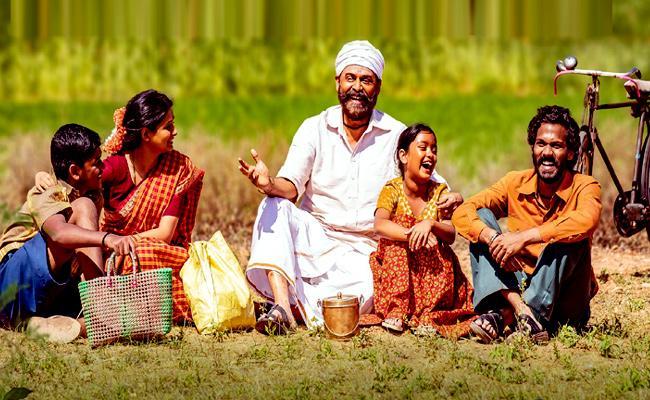 Narappa Movie New Poster Out - Sakshi