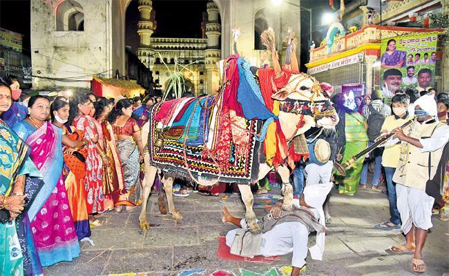 Sankranthi 2021 Festival Celebrations In Telangana - Sakshi