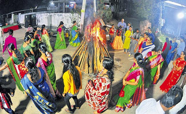 Sankranti Festivities Begin On A Grand Note In AP - Sakshi