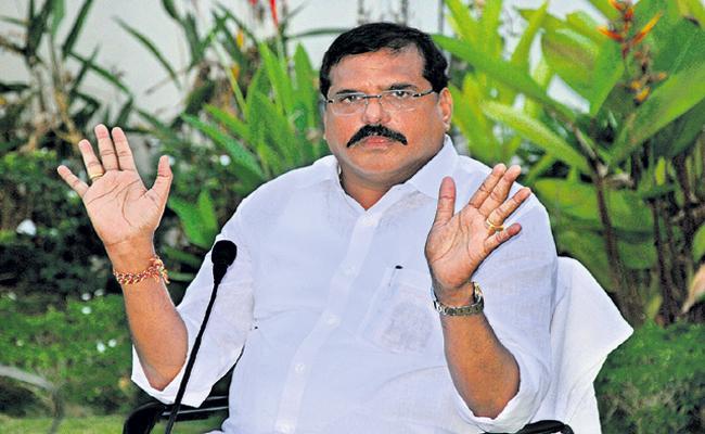 Botsa Satyanarayana Comments On Chandrababu Naidu - Sakshi