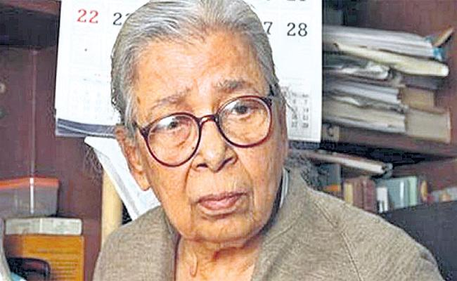 Mahasweta Devi Guest Column By Mallepally Laxmaiah - Sakshi