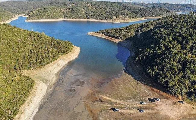 Istanbul Is Set To Run Out Of Water In 45 Days After Severe Drought - Sakshi