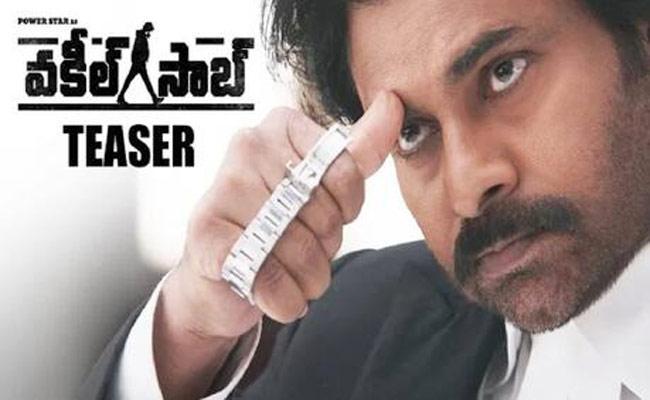 Power Star Pawan Kalyan Teaser Released On Sankranthi - Sakshi