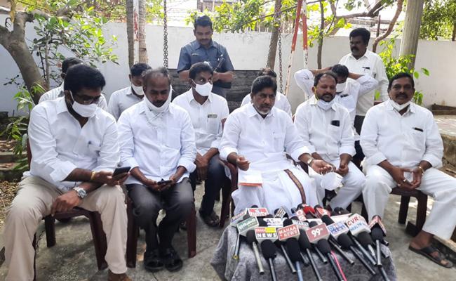 Bhatti Vikramarka Mallu Slams CM KCR Over Unemployment Telangana - Sakshi