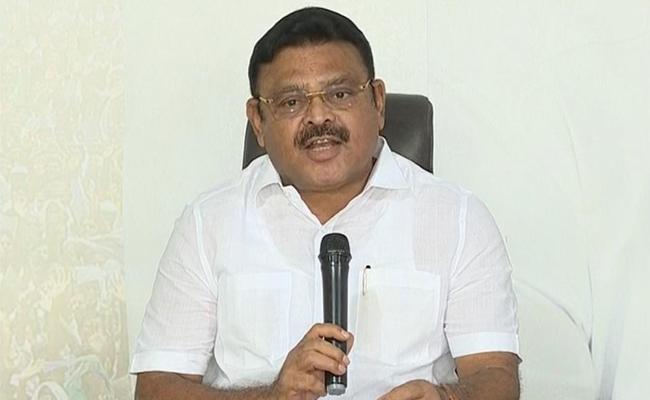 YSRCP MLA Ambati Rambabu Comments On Chandrababu - Sakshi