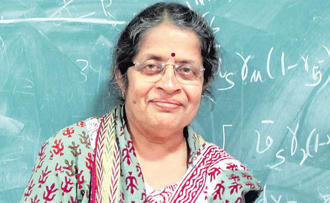 Physicist Rohini Godbole Got France Award Ordre National Du Merite - Sakshi