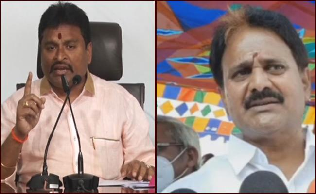 Minister vellampalli srinivasa rao speaks about temple attacks in andhra pradesh - Sakshi