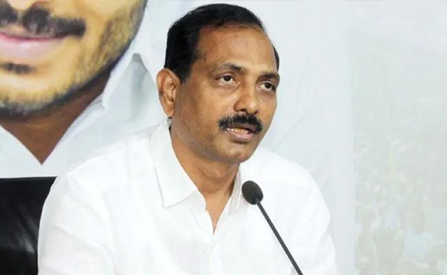 YSRCP MLA Gopireddy Srinivasa Reddy Comments On TDP - Sakshi