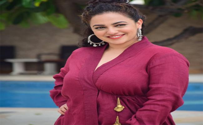 Nithya Menen Comments On 19 1 a Movie - Sakshi