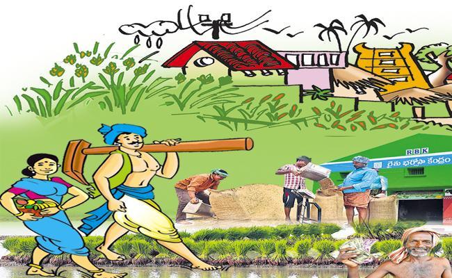 AP Govt Planning Revolutionary Measures For Farmers - Sakshi