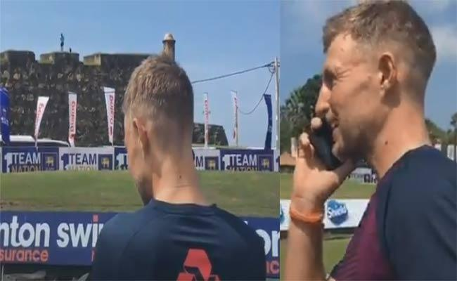 Joe Root Makes Phone Call To England Die Hard Fan Waited For 10 Months - Sakshi