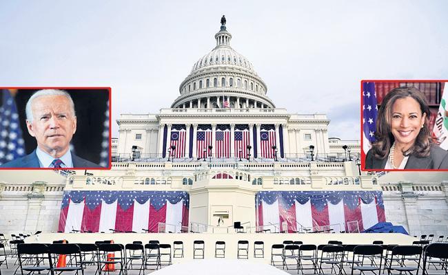 20 Indian-Americans get key roles in Joe Biden administration - Sakshi