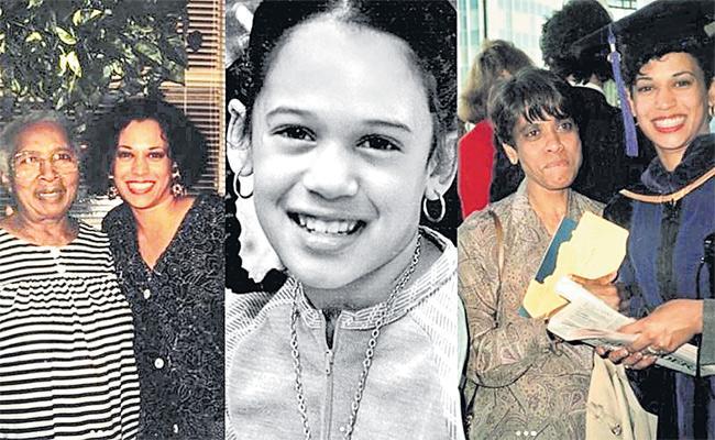 US Vice President Kamala Harris Special Story - Sakshi