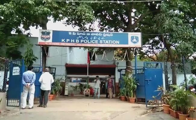 Father Who Set The Son On Fire In Kukatpally - Sakshi