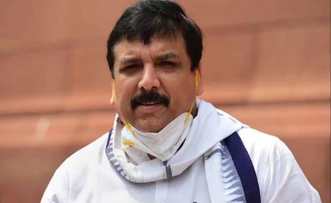 AAP MP Sanjay Singh Gets Death Threat Complaint Lodged In Delhi - Sakshi