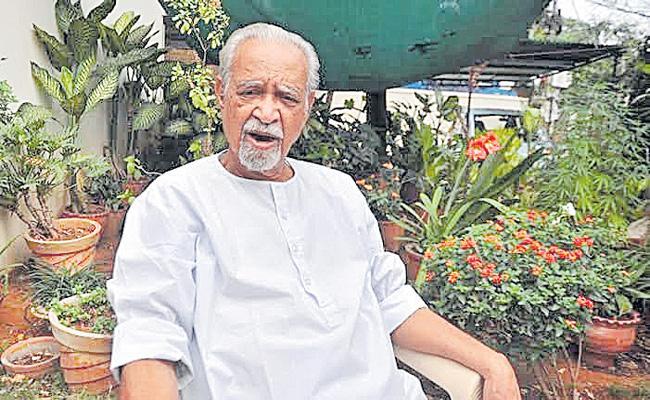 Telangana Armed Struggle leader Burgula Narsing Rao pass away - Sakshi