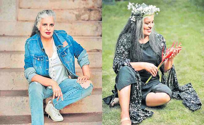 69 years old actor Rajini Chandy trolled for photoshoot  - Sakshi