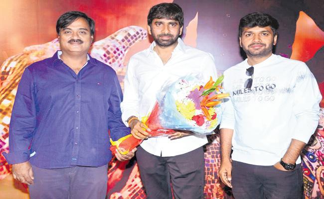 KRACK Movie Trailer Launch By Anil Ravipudi - Sakshi