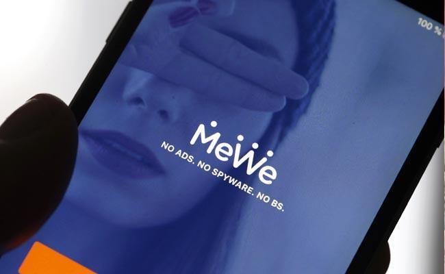 Facebook Alternative: MeWe Social Network Platform Got 25 Lakhs Downloads in 1 week - Sakshi