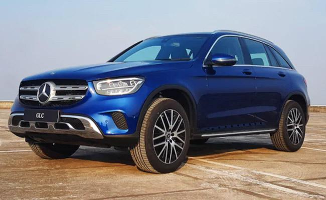 2021 Mercedes Benz GLC launched in India - Sakshi
