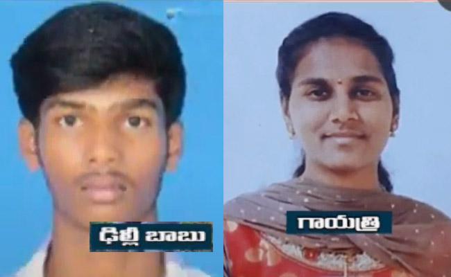Chittoor Murder Case : Delhi Babu Committed Suicide - Sakshi
