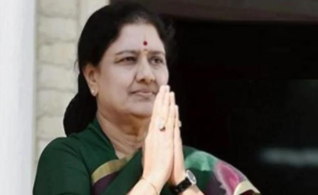 No Entry For Sasikala Into The Party Says CM Palaniswami - Sakshi