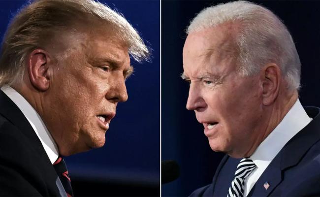 Joe Biden and Kamala Harris' Inauguration Day Today - Sakshi