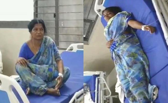 Karimnagar: Woman Hospitalised After Coronavirus Vaccine Reaction - Sakshi