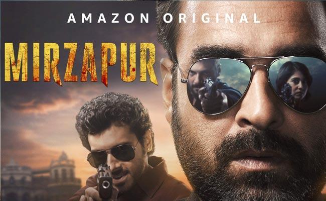 Supreme Court Notice To Mirzapur Makers, Amazon Prime Video - Sakshi